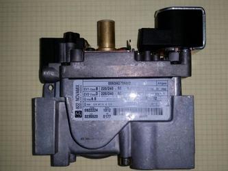 Клапан газовый (SIT 822 NOVAMIX) POWER HT / LUNA DUO-TEC MP
