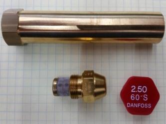 Форсунка D2, 50 со штуцером SUN G20