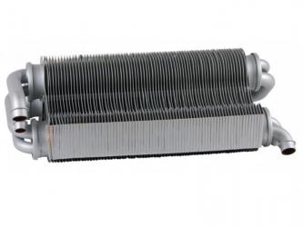 Теплообменник Domicompact (в комплекте трубки ОВ и ГВС)