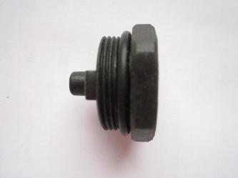 Крышка гидро узла (задняя)