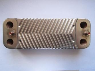 Вторичный теплообменник GAZ 3000 / ZW23-1 треугольная кнопка