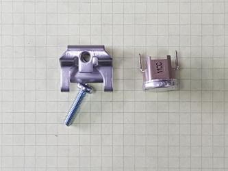 Термореле STB 110* узкие клеммы, без ушей (аналог 8707206132)