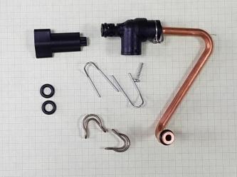 Кран подпитки GAZ4000 (≥FD204) (отличие только медная трубка)
