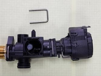 Коллектор обратной гидролинии GAZ6000