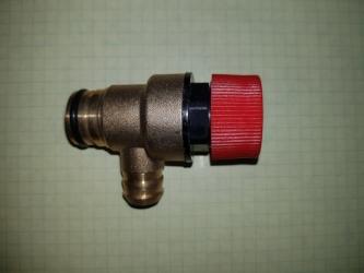 Предохранительный клапан MIZUDO