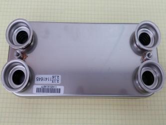 Теплообменник вторичный 25 кВт