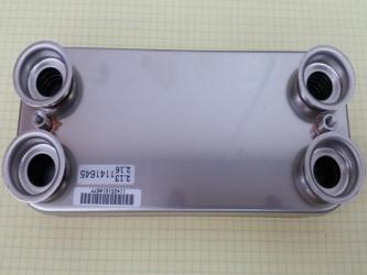 Теплообменник вторичный 20 кВт