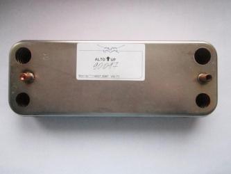 Вторичный теплообменник 24 кВт