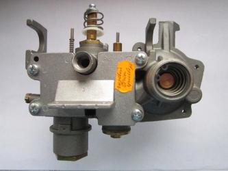 Газовый клапан (в сборе) B, S