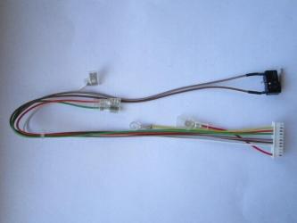 Электропроводка с микровыкл.