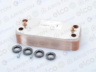 Вторичный теплообменник Alixia 24 кВт, Talia 35 кВт