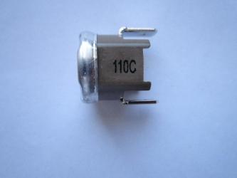Термореле 110* узкие клеммы