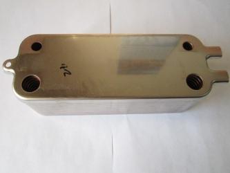 Вторичный теплообменник (16 пластин) EuroMAX GAZ6000
