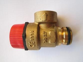 Предохранительный клапан гидравл. 3 бар 8707401027