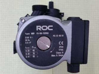 Насос 18/24 кВт ( до 07/2013 битерм.)