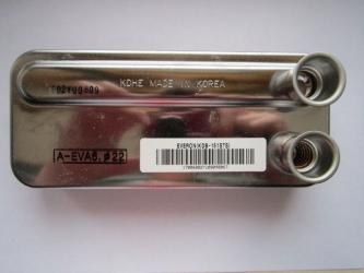 Теплообменник ГВС Ace 13-20/Coax 13-20/Atmo13-16 PAS161STS_001