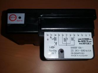 Контроллер управления горением