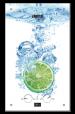 Газовый проточный водонагреватель (колонка) Zanussi GWH 10 Fonte Glass Lime